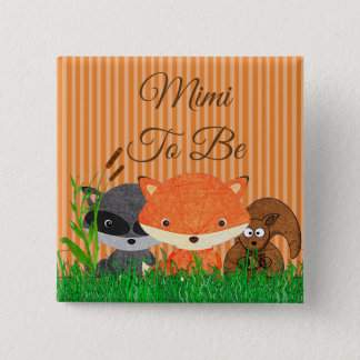 Mimi to be Woodland Creature  Pin