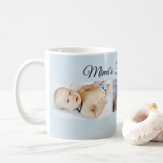 Mimi's Favorite Coffee Mug Personalized Photos