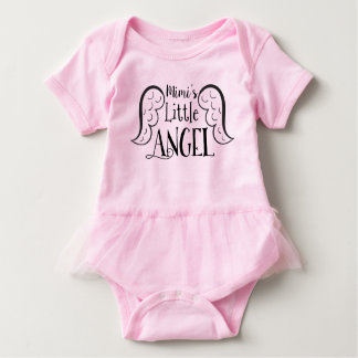 Mimi's Little Angel Baby Bodysuit