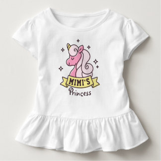 Mimi's Princess Girls Shirt