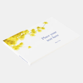 Mimosa Guest Book