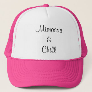 Mimosas & Chill Hat