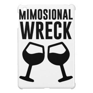 Mimosional Wreck iPad Mini Cases