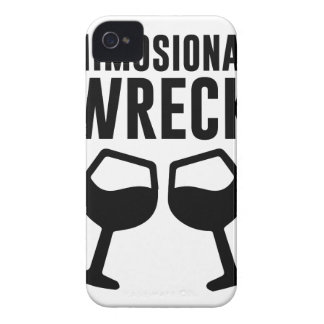 Mimosional Wreck iPhone 4 Cases