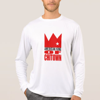 MIMS Apparel -  American King of Chi-Town T Shirts