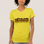 MIMS Apparel -  This is Why I'm Hot Logo - White