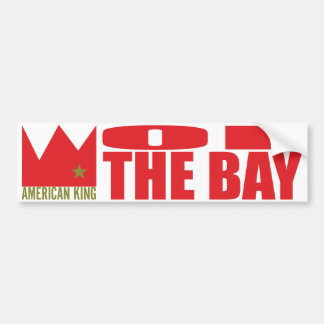 MIMS Bumper Sticker - American King of The Bay