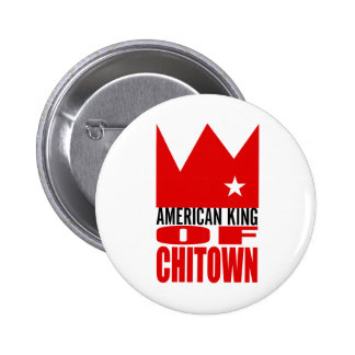 MIMS Button - American King of Chi-Town