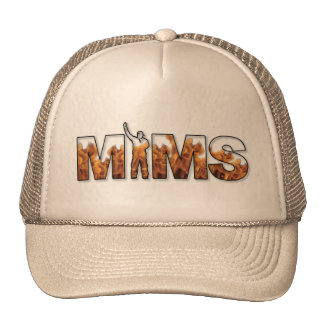MIMS Hat -  Logo - White