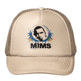 MIMS Hat -  MIMS Image Framed - Exclusive