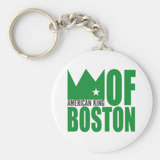 MIMS Keychain -  American King of Boston