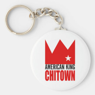 MIMS Keychain -  American King of Chi-Town