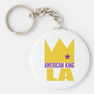 MIMS Keychain -  American King of L.A.