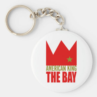 MIMS Keychain -  American King of The Bay