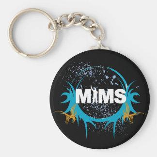 MIMS Keychain -  Splatter - Exclusive