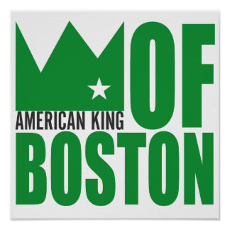 MIMS Poster Print -  American King of Boston