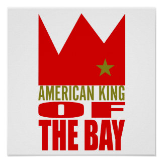 MIMS Poster Print -  American King of The Bay
