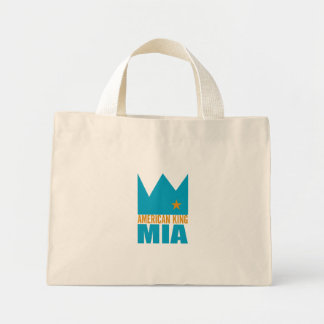 MIMS Totebag -  American King of MIA Mini Tote Bag