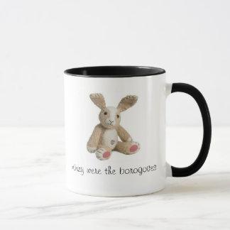 mimzy, mimzy were the borogoves mug