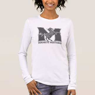 Minarets M Long Sleeve Women Long Sleeve T-Shirt
