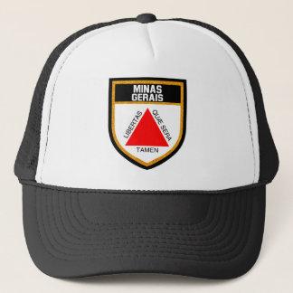 Minas Gerais Flag Trucker Hat