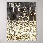 Mind, Body and Soul1 by Mansa Pryor