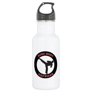 Mind Body Defense Water Bottle 18 oz