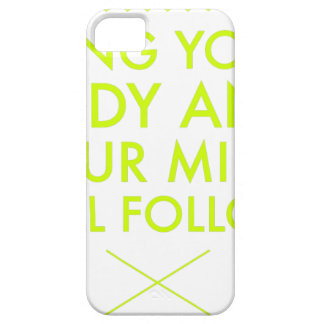 Mind Body Fellowship AA Meeting Recovery iPhone 5 Cases