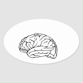 Mind Body Fellowship AA Meeting Recovery Oval Sticker