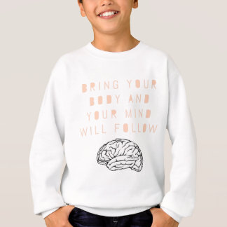 Mind Body Fellowship AA Meeting Recovery Sweatshirt