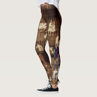 Mind Body Spirit leggings