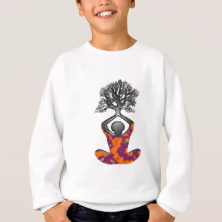 Mind, Body, Spirit Sweatshirt