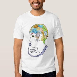 Mind of a Derby Ref by remdesigns/ Elektra Q-Tion T Shirt