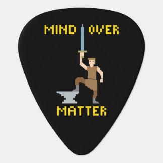 Mind Over Matter Guitar Pick