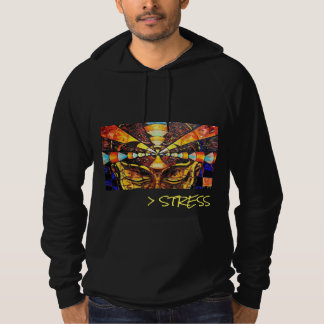 Mind Over Matter - Stress Less Habitat Hoodie