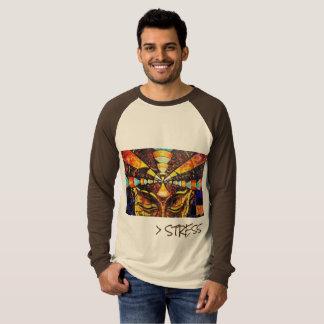 Mind Over Matter - Stress Less Habitat T-Shirt
