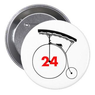 Mind-Reader 24 7.5 Cm Round Badge