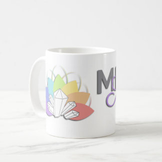 Mind Spirit Guide logo mug