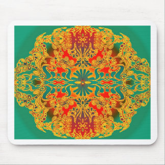 mind stamp mouse pad