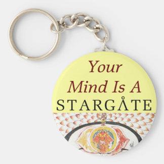 mind stargate keychain