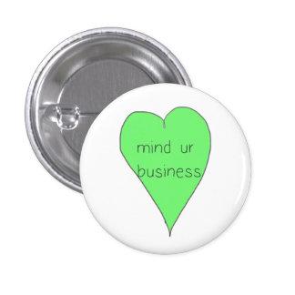 mind ur business button