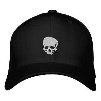 Mind Wither Day signature skull Embroidered Hat