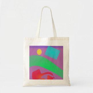 Mindful Minimalism Canvas Bags