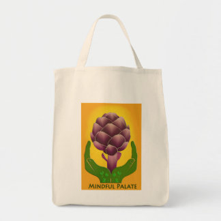 Mindful Palate Organic Grocery Bag
