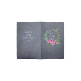 Mindfulness Gift Personalized Journal Gratitude