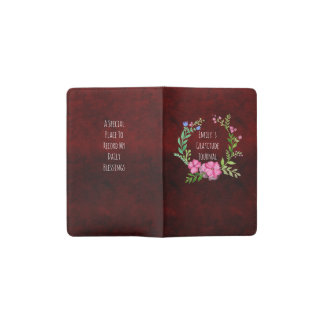 Mindfulness Gift Personalized Journal Gratitude 2