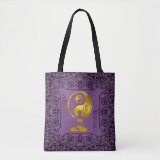 Mindfulness Gift YOGA Meditation Personalized Tote