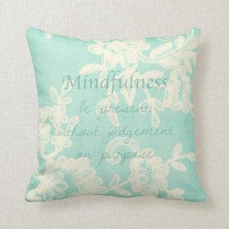 Mindfulness Pillow