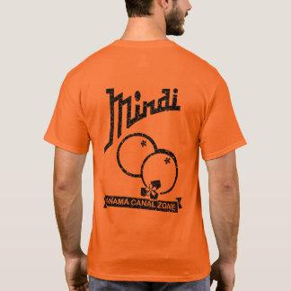Mindi PCZ Oranges (texture) T-Shirt