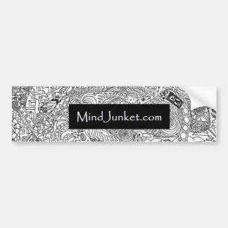 MindJunket.com Bumper Sticker